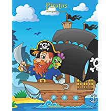 Piratas libro para colorear 1: Volume 1