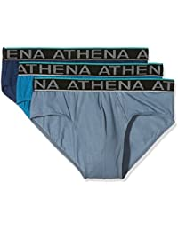 Athena Men's Easy Chic Pants (Pack Of 3)