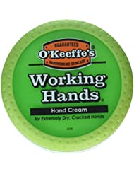 O'Keeffe's Working Hands Cream, 2.7 oz by O'Keeffe's