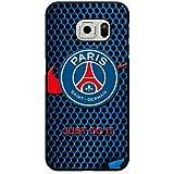 Ligue 1 Psg Phone Coque,Coque Samsung Galaxy S7 Edge Psg Paris Saint-Germain Football Club Matériau Tpu,Coque Paris Saint-Germain Football Club Coque Etui Case Pour Samsung Galaxy S7 Edge