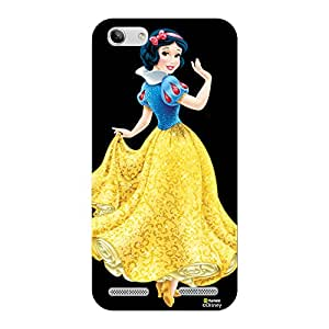 Hamee Disney Princess Official Licensed Designer Cover Hard Back Case for Lenovo Vibe K5 / Lenovo Vibe K5 Plus - Design 15