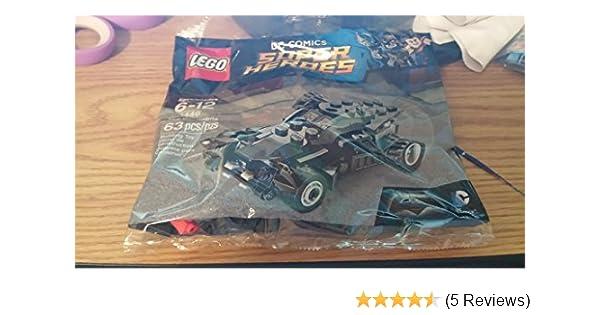 NEW SEALED POLYBAG Lego Batman 30446 DC Comics Super Heroes The Batmobile