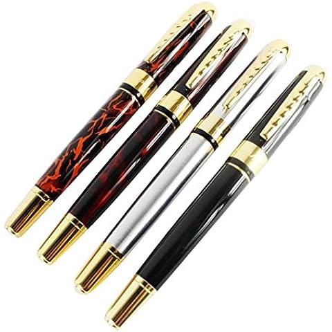 C' est 4Lusso Jinhao 250calligrafia penna stilografica con finitura placcata oro - 4in 4 Out Video