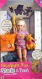 Barbie STACIE Flashlight Fun Stacie & Pooh (1997)