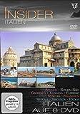 Insider - Italien: Special Edition ( 9 DVDs plus Parfum for Men - Eau de Toilette Spray'Pride of Rome' - 100 ml )