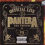 Official Live: 101 Proof CD EastWest Records America, 62068-2, 1997, 16 TrackÀ une heure où Phil Anselmo, le chanteur de Pantera, commence à lourdement insister sur l'intérêt qu'il porte au black metal, il n'est guère étonnant que ce live jette un vo...