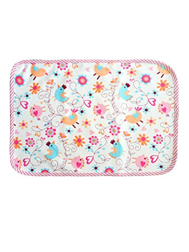 Preisvergleich Produktbild SUNVENO Baby Wasserdichte Matte Wickelauflage Baumwolle Kinderbett Matratze Schutz Urin Pad (S)