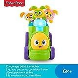 Fisher-Price le Train de Bebo et Ses Amis Robot Jouet Motorisé, Éveille Bébé en Musique, 6 Mois...