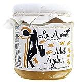 Miele di di fiori d'arancio crudo dalla Spagna. Apicoltore artigianale (2 x 500 g) SELEZIONE SPECIALE
