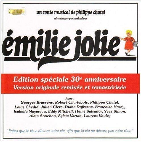 Emilie Jolie by EMILIE JOLIE (EDITION 30EME ANNIVERSAIRE) / O.C.R. (2009-11-02) -