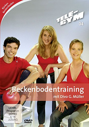 TELE-GYM 34 Beckenbodentraining