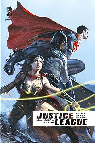 Art Machine - Justice League Rebirth Tome