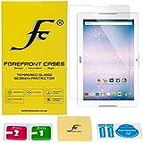 Forefront Cases® [HD CLARIDAD] Protector de Pantalla de Cristal Vidrio Templado del protector de película de la cubierta para Acer Iconia One 10 B3-A30 [ULTRA THIN sólo 0,3mm]