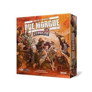 Zombicide saison 3: Rue Morgue