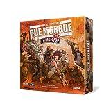 Edge Entertainment - Zombicide Temporada 3: Rue Morgue, Juego de Mesa...