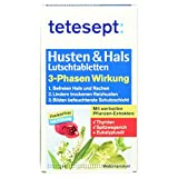 Tetesept Husten und Hals Lutschtabletten, 20 Stück