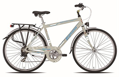 LEGNANO BICICLETA 440CESENATICO GENT 7V TALLA 48GRIS (CITY)/BICYCLE 440CESENATICO GENT 7S SIZE 48GREY (CITY)
