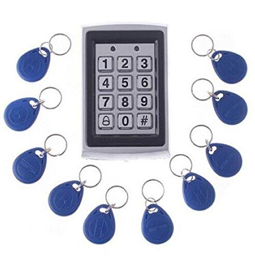 RFID Türschloss Zugangssystem Zutrittskontrolle System Codeschloss