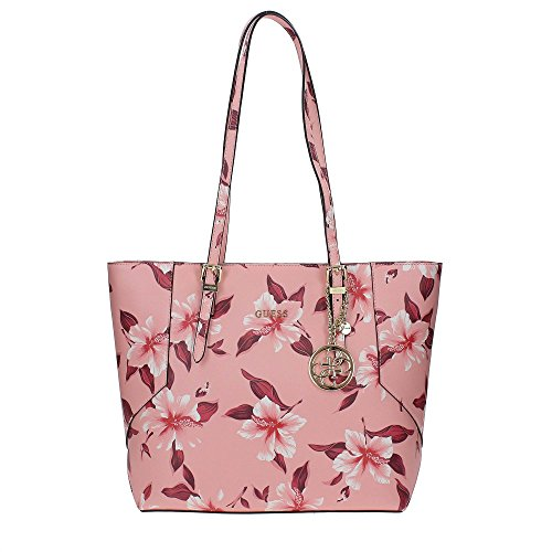 guess-isabeau-carryall-coral-multi