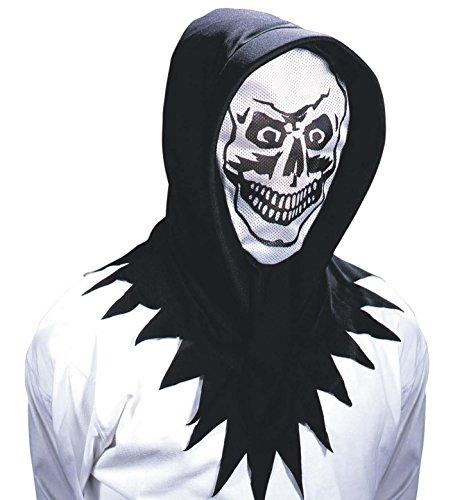 zenmaske sortiert (Halloween-kostüm-ideen Schwarz Und Weiß)