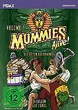 Mummies Alive - Die Hüter des Pharaos, Vol. 2 / 14 weitere Folgen der Kult-Zeichentrickserie (Pidax Animation) [2 DVDs]