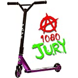 Ten Eighty Jury Alloy Stunt Scooter - Purple