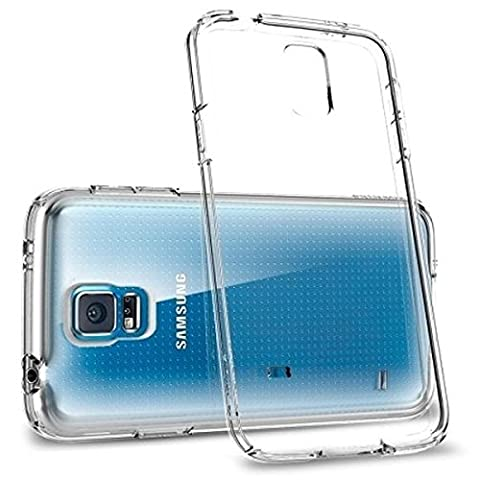 Samsung Galaxy S4 Silicone Gel Case Case - Transparent Clear Soft Gel TPU Silicone Case Cover for Your Samsung Galaxy S4 - Ultra Slim Soft Gel TPU Silicone Crystal Clear Gel Cover Samsung Galaxy S4 - Transparent Tpu Jelly Rubber Gel Skin Case Cover Samsung Galaxy S4 - TPU Cover Samsung Galaxy S4