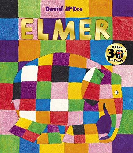 Elmer (Elmer Picture Books) por David McKee