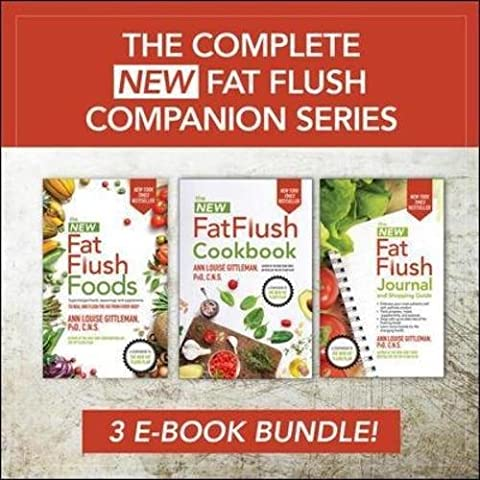 The Complete New Fat Flush Companion Series (Dieting)