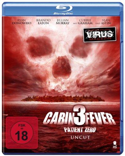 Bild von Cabin Fever 3 - Patient Zero (Uncut) [Blu-ray]