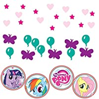 My Little Pony Party Tableware 2015 Range Decoration Items (Confetti (998476))