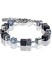 Coeur De Lion Women Stainless Steel Charm Bracelet - 4015/30-1328