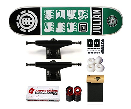 ELEMENT DAVIDSON ASCEND SKATEBOARD DECK 8 375