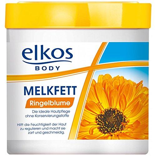Elkos Body Melkfett Ringelblume 250ml