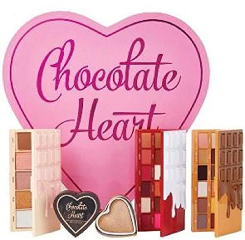 I Heart Revolution Chocolate Heart Makeup Gift Set Geschenkset