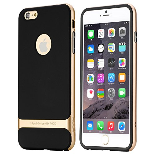 Rock Royce Series Case for Apple iPhone 6 Plus 5.5 Champagne Gold