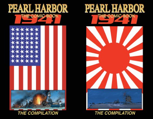 pearl-harbor-the-comic-book-an-illustrated-history-english-edition
