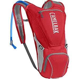 Camelbak Rogue 85 oz Hydration Pack Racing Red/Silver