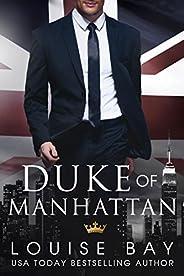 Duke of Manhattan (The Royals Book 2) (English Edition)
