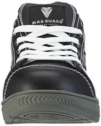 Maxguard Shadow S035, Chaussures de Sécurité Mixte Adulte Noir (Schwarz)