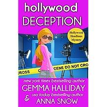 Hollywood Deception (Hollywood Headlines Mysteries Book 4)