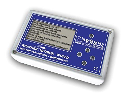 MÖRER -WETTERINFOBOX - WIB2D Navtex-empfänger
