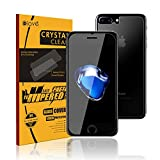 Elove iPhone 7 Plus [FRONT + BACK] Tempered Glass [Crystal Clear] [9H Hardness] [Anti-Scratch] Screen Protector For Apple iPhone 7 Plus