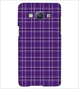 PrintDhaba Pattern D-5140 Back Case Cover for SAMSUNG GALAXY E5 (Multi-Coloured)