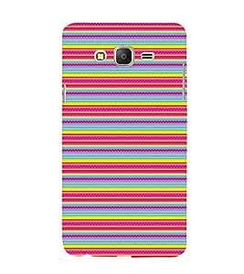 EPICCASE feeling colorful Mobile Back Case Cover For Samsung Galaxy E5 (Designer Case)