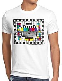 style3 Mire de Traînage T-Shirt Homme The Big Bang Theory Sheldon tbbt