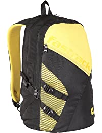 Fastrack 32 ltrs Black and Yellow Casual Backpack (A0514NBK01)