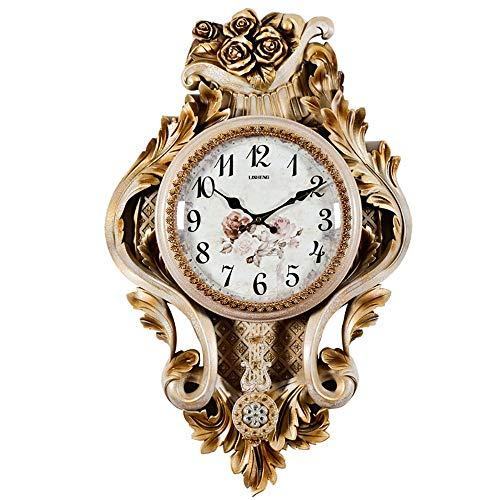 Dw hckk m&t 20-diritto al parlamento europeo lo stile retrò guardare vasto lounge orologio da parete hero la calma con personalizzato tavola oscillante orologio da parete (colore: antiquariato/crack)