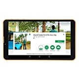 Buy Domo Slate S10 Tablet (16GB, 7 inches, 4G) Gold, 2GB RAM Online