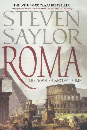 Book cover for Roma